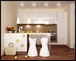 kitchen modern minimalist white kitchen ideas with cabinet lights