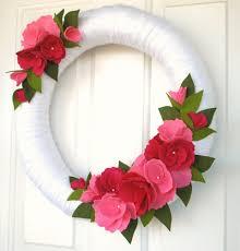 25 outstandingly handmade s wreath designs pinkous