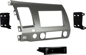metra installation kit for 2006 2011 honda civic vehicles silver