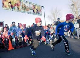 redding s thanksgiving day race part of a national turkey trot
