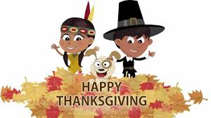 funmoods happy thanksgiving animated card
