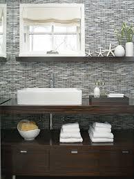 Powder Room Ideas - Half bathroom designs