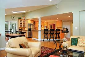 modern open floor plans makeovers and decoration for modern homes open floor plans