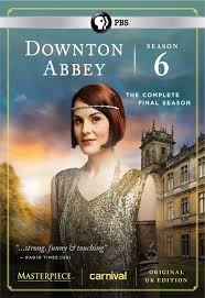 downton dvd news press release for season 6 the complete