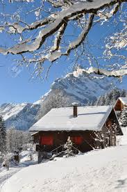 alpine scenery braunwald switzerland stock photo picture and