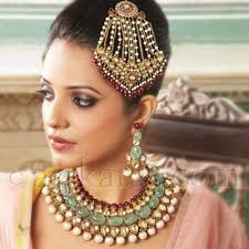 best 25 mughal jewelry ideas on asian bridal