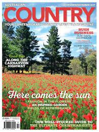 issue 19 1 dec 2015 by australian country magazine issuu