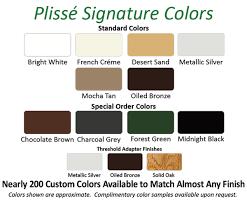 Grey Complimentary Colors Color Options Retractable Screens For Doors U0026 Windows