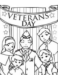 stars stripes cemetary veterans coloring
