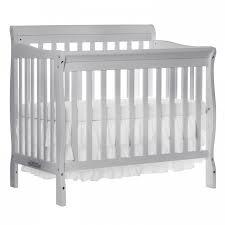 Porta Crib Mattress Size Aden 4 In 1 Convertible Mini Crib On Me