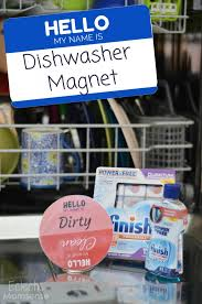 Dirty Clean Dishwasher Magnet Printable Dirty Or Clean Dishwasher Magnet Eclectic Momsense