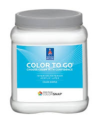 sherwin williams color to go sample system test hundreds of colors