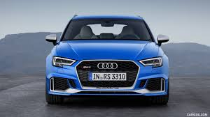 audi rs3 blue 2018 audi rs 3 sportback color ara blue front hd wallpaper 8