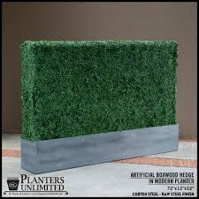 Corten Steel Planter by Take Your Planters To The Next Level How Armorecoat Real Metal