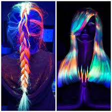 glow in the glow in the hair is the trend hair and
