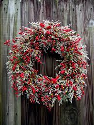 16 beautiful handmade christmas wreath designs style motivation