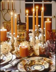 top 5 thanksgiving table setting and tablescapes decoration ideas