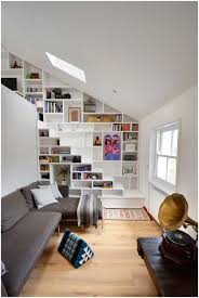 stair step shelves home decorating trends homedit under stair