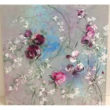 Shabby Chic Paintings by Laurence Amelie Tutus U0026 Flowers Series I Can See This For