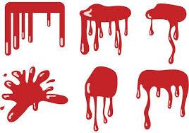 free blood splatter background vector download free vector art
