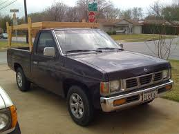 nissan vanette pick up 1993 nissan truck information and photos zombiedrive