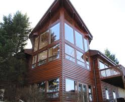 Mountain Home Exteriors Decorating Exciting Lindal Cedar Homes With Wood Siding And