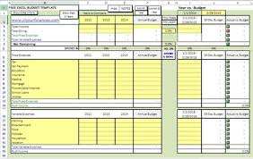 Track My Spending Spreadsheet by 10 Free Household Budget Spreadsheets For 2017