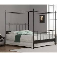 Metal King Size Bed Frame by Best 10 Metal Canopy Bed Ideas On Pinterest Metal Canopy Oly