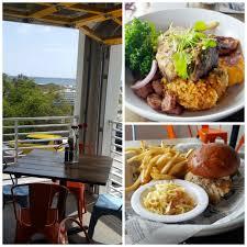 chiringo restaurant at grayton beach restaurant features
