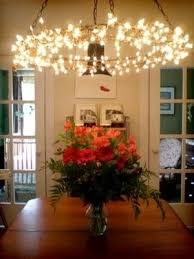 Hoop Chandelier Diy Hoop Chandelier 34 Diy Chandeliers To Light Up Your