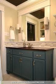 bathroom vanities ideas teal vanity builders grade teal bathroom vanity upgrade for only