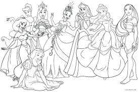 disney princess coloring pages print ariel