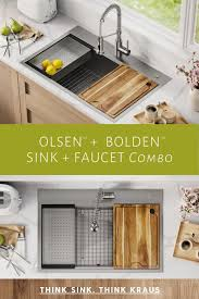 small kitchen sink cabinet combo 7 best drop in sinks for your diy renovation diy