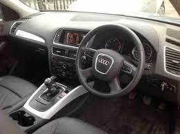 2011 Audi Q5 Interior Audi Q5 2 0tdi 170ps Quattro 2011 My Se Diesel Manual Leather