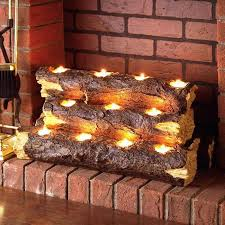 Electric Fireplace Logs with Faux Fireplace Logs Fireplace Ideas
