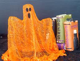 cheesecloth ghosts artzycreations com