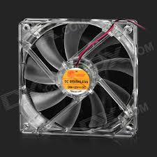 computer case fan sizes a057 quiet pc case fan w led 4 color light transparent brand n a