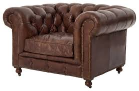 Armchair Shop Brown Leather Armchair Design Eftag