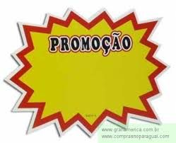 Conhecido Plaquinha de Preço - Promoção - 10 unidades na loja Gran America  &FU59