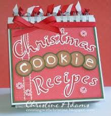 twas the night before christmas recipe book by denise johnson