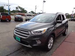 Ford Escape Exhaust - new 2017 ford escape se roselle il friendly ford