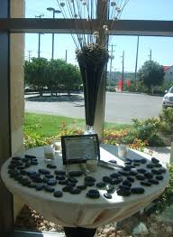 signing rocks wedding guest book guest book alternatives archives san antonio event inspiration