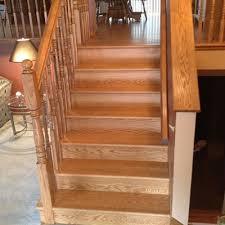 Hardwood Floor Stairs Horizon Hardwoods Solid Hardwood Stair Case Refinishing