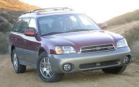 red subaru outback 2003 subaru outback information and photos zombiedrive