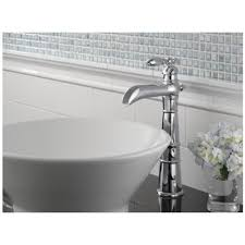 Delta Victorian Bathroom Faucet by Delta Victorian Single Hole Bathroom Faucet 754lf Chrome Supply Com
