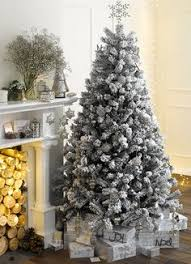buy 7ft frosted christmas tree online shop ezibuy christmas