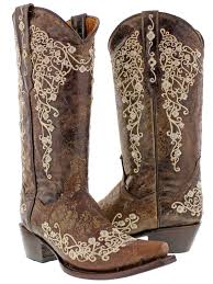 womens cowboy boots womens leather rodeo cowboy boots rhinestones