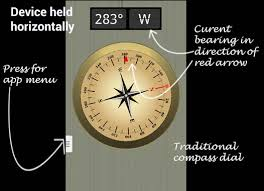 android user guide accurate compass android app user guide stonekick