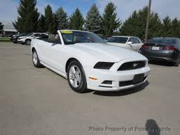 2014 used mustang 2014 used ford mustang 2dr convertible v6 at penske honda serving