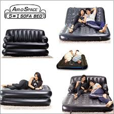 Air Sofa 5 In 1 Bed Air O Space Sofa Bed Homemark Your Mark Of Quality